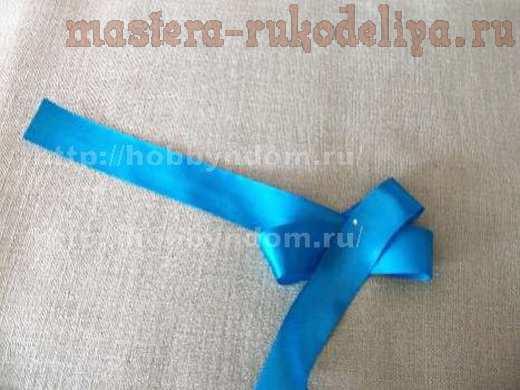 Мастер-класс по декорированию: Бантик для подарка