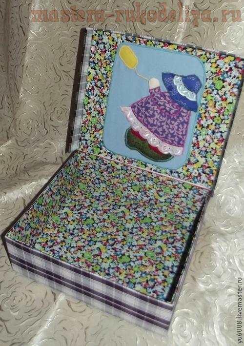 Мастер-класс по декорированию: Подарочная коробка
