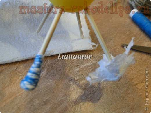 Мастер-класс по созданию игрушек: Джутовые лошадки