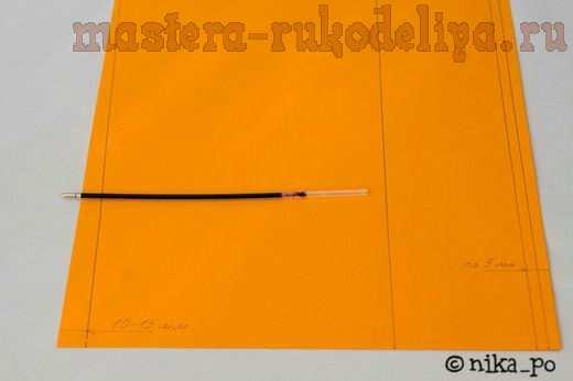 Мастер-класс: Эко-ручка из бумаги