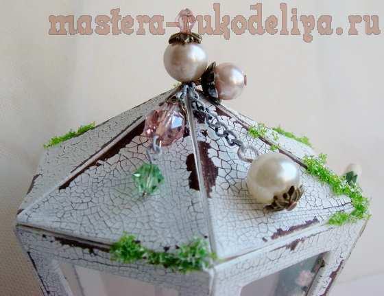 Мастер-класс по декорированию: Фонарик