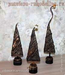 Мастер-класс по декорированию: Денежная и; заводская; елочки