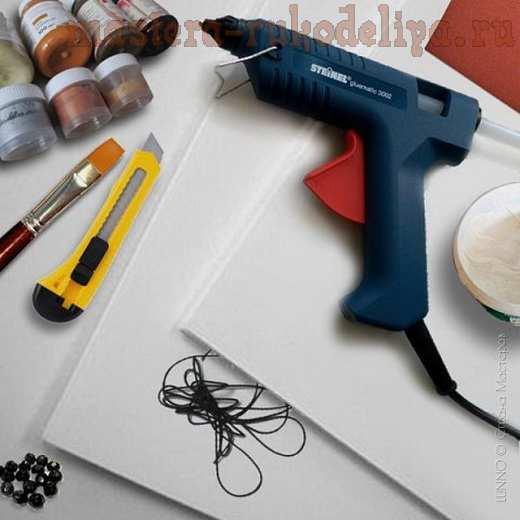 Мастер-класс по декорированию: Лира: бутафория как искусство