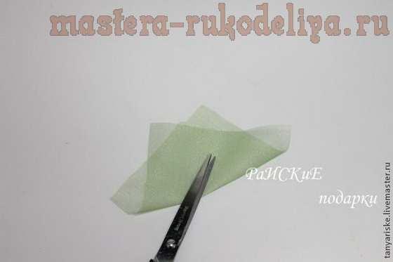 Мастер-класс по свит-дизайну: Как подготовить корзину для композиции с конфетами