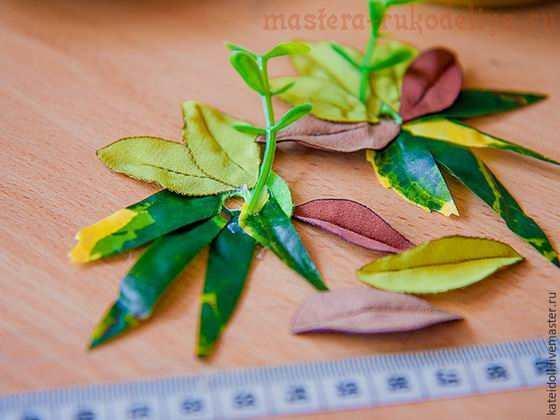 Мастер класс для начинающих: Как сделать топиарий - интерьерное деревце