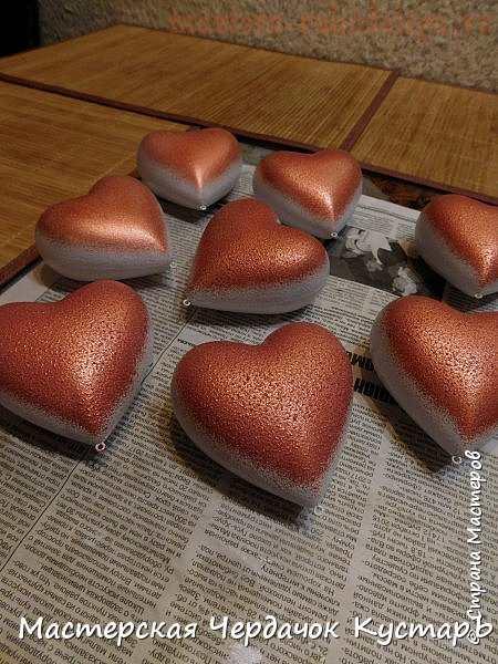 Декорирование своими руками: Елочная игрушка Сердце Нового года