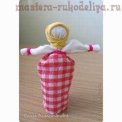 Делаем славянские куклы обереги своими руками