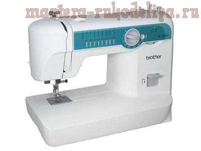 Описание и характеристики швейной машины Brother XL-5060