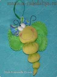 Мастер-класс по шитью игрушек: Бабочка-проказница