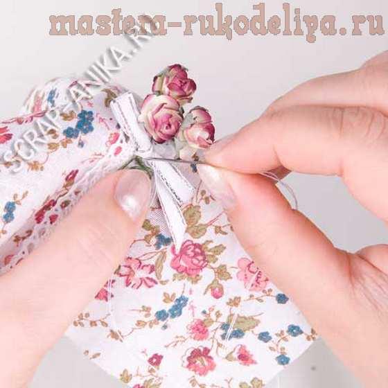 Мастер-класс по шитью для дома: Безопасная игольница