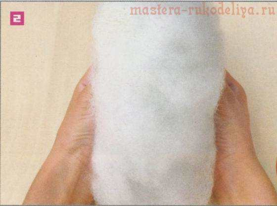 Мастер-класс по шитью игрушек из носков: Барашек Бяшка