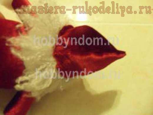 Мастер-класс по шитью игрушек: Дед Мороз