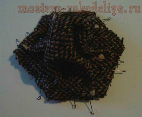 Мастер-класс по шитью: Декор сумки