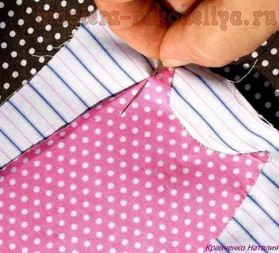 Мастер-класс по шитью для дома: Детское развивающее одеяло