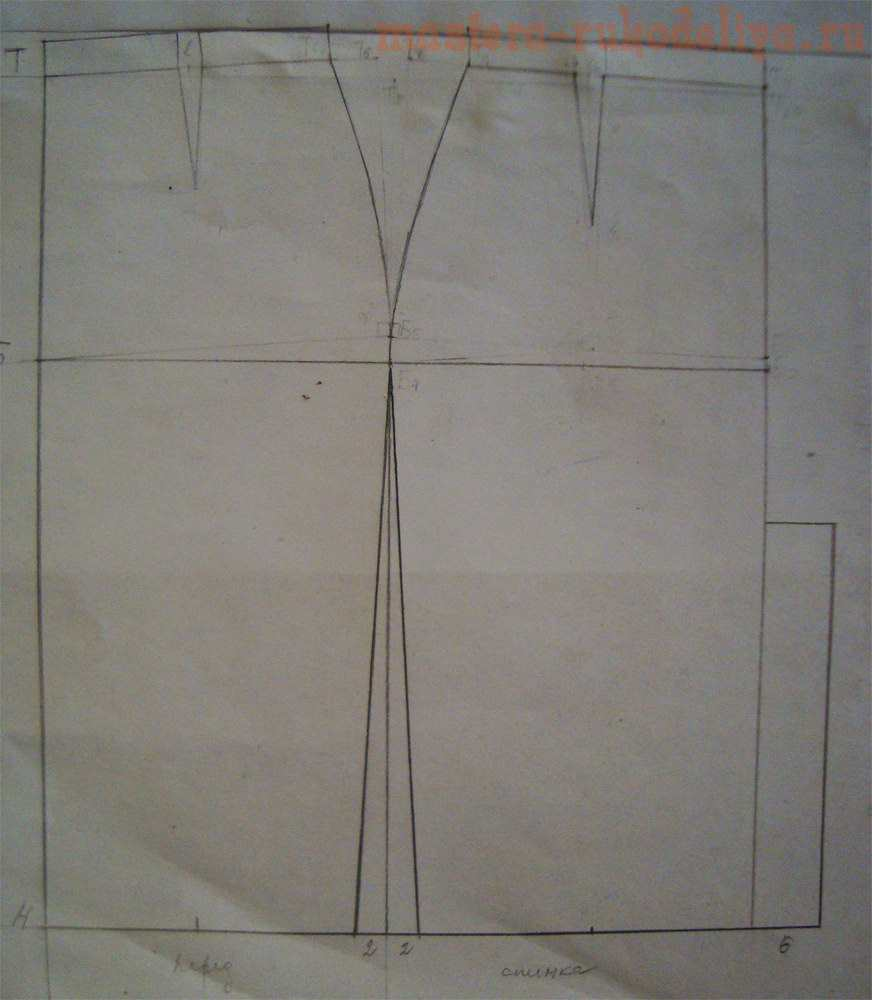 Мастер-класс по шитью: Юбка-карандаш от Donna Karan