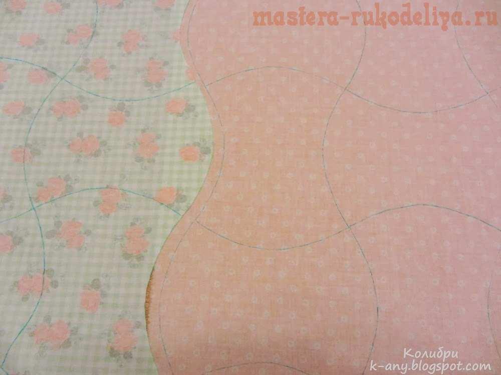 Мастер-класс по шитью для дома: Дорожка; Яблочный огрызок.