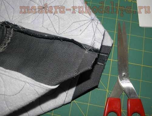 Мастер-класс по шитью: Джинсовая сумочка