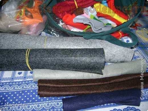 Мастер-класс по шитью для дома: Ёжик-игольница