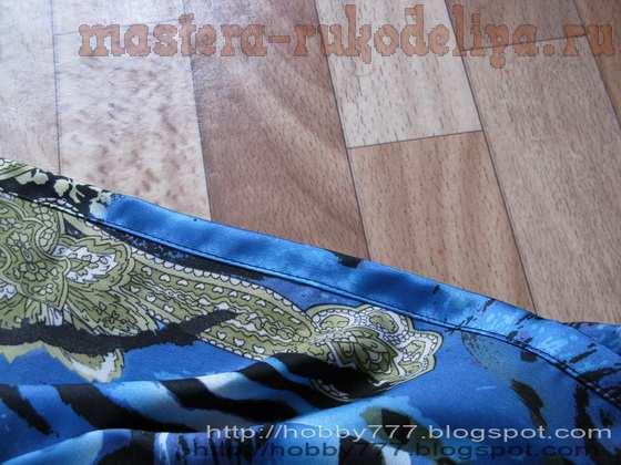 Мастер-класс по шитью: Как быстро сшить халат