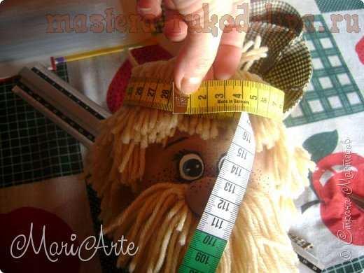 Мастер-класс по шитью игрушек: Кепка для кукол