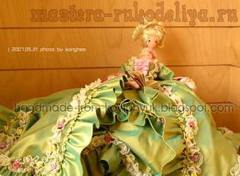 Мастер-класс по шитью игрушек: Корейская Кукла-Мечта