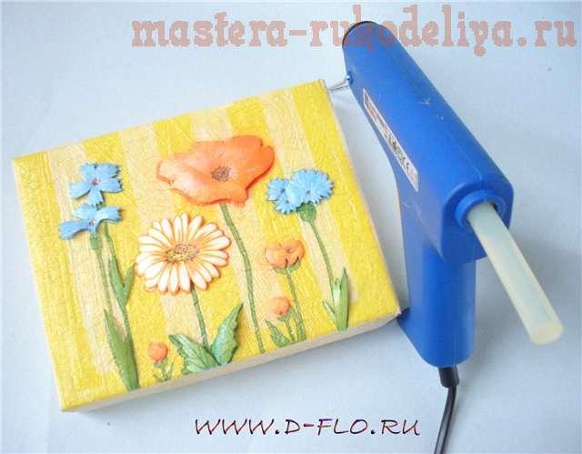 Мастер класс: Card-box или в чем хранить открытки