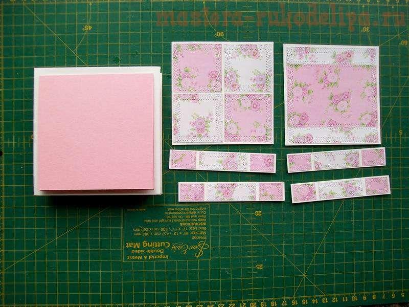 Открытки, скрапбукинг коробочка для открытки мастер класс