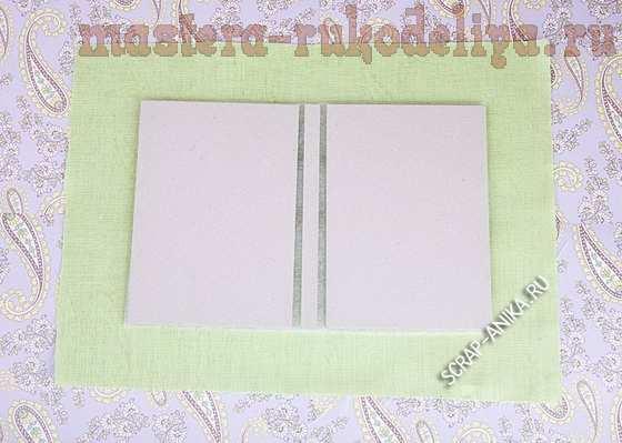 Мастер-класс по скрапбукингу: Блокнот формата А6 своими руками