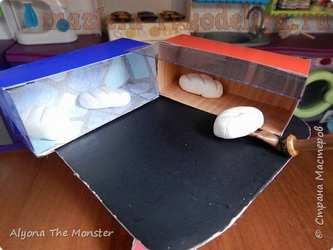 Мастер-класс: Кукольная кухня. Выпуск 1 - делаем хлебницу