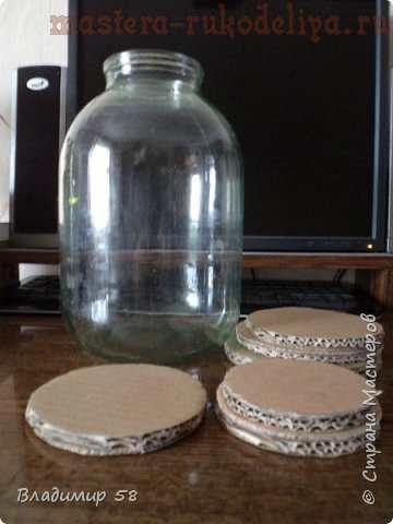 Мастер-класс по лепке из соленого теста: Амфора из соленого теста