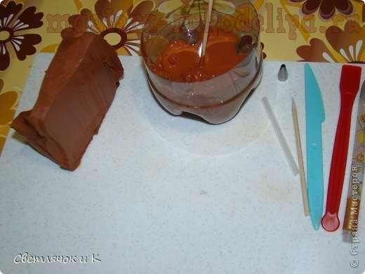 Мастер-класс по лепке из самоотвердевающей глины: Жабик КВАся