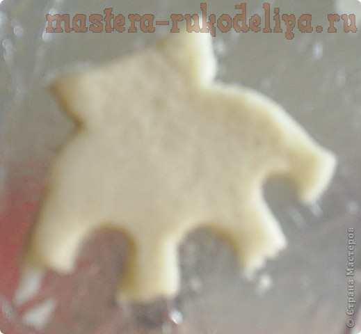 Мастер-класс по лепке из соленого теста: Конфетки-бараночки