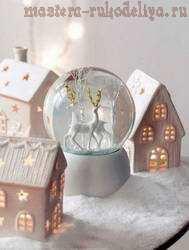 Белое Рождество: 50 сказочных идей для праздничного декора