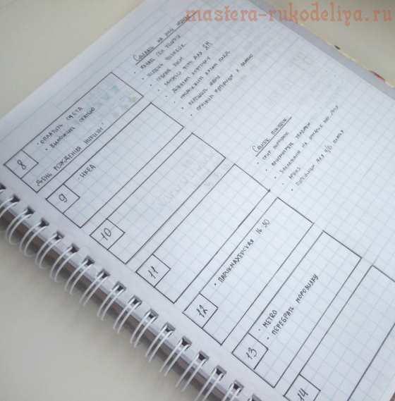 Bullet journal — система планирования, удобная всем