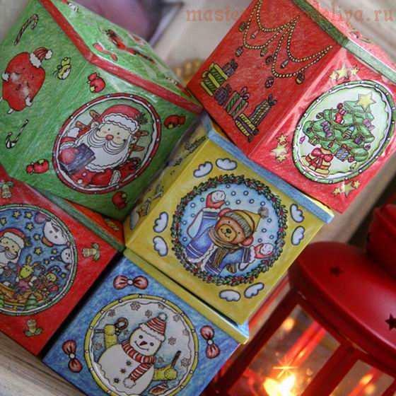 7 идей новогодних подарков своими руками подсмотренных в магазине