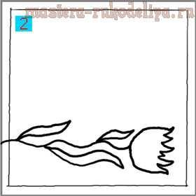 Ткачество: Как нарисовать эскиз для гобелена