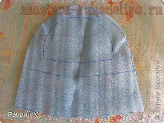 Мастер-класс по мокрому валянию: Банная шапка