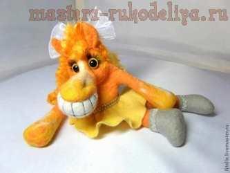 Мастер-класс по мокрому валянию: Дареному коню в зубы не смотрят