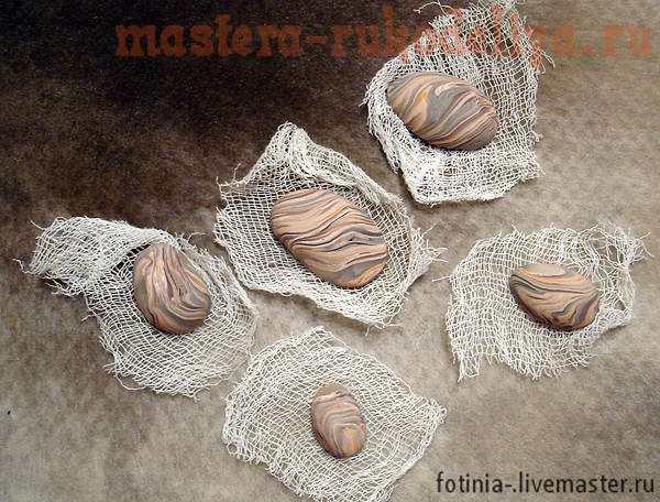 Мастер-класс по валянию: Как можно ввалять элементы из полимерной глины в шерсть