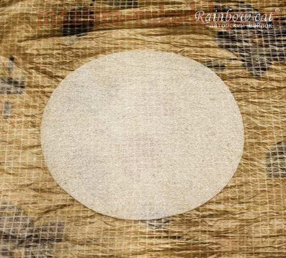 Мастер-класс по мокрому валянию: Интерьерная ваза из бобрового фетра