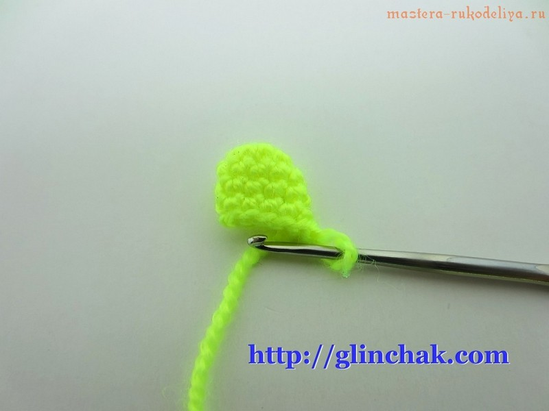 Мастер-класс по вязанию крючком: Кобра амигуруми