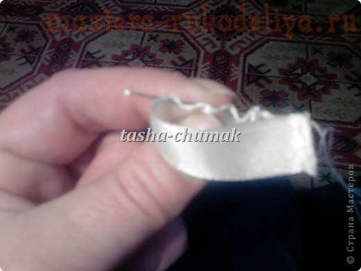 Мастер-класс по вышивке лентами: Дельфиниумы