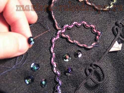 Мастер-класс: Вышиваем жилет в этно-стиле