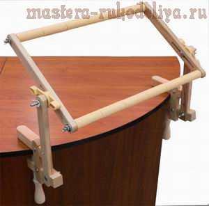 Инструменты, необходимые для вышивания
