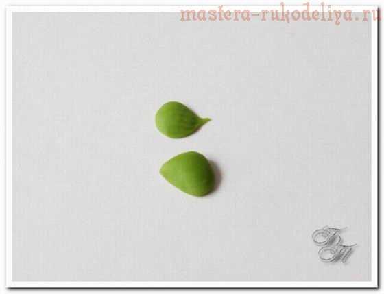 Мастер-класс по керамической флористике: Лаванда