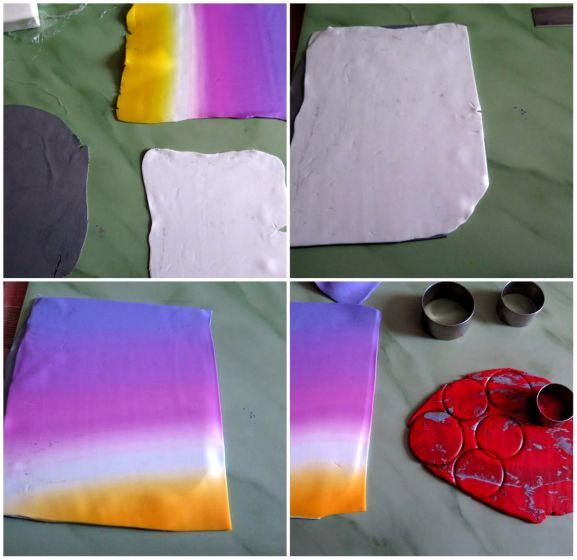 Мастер класс по лепке для начинающих: Бусы из полимерной глины.