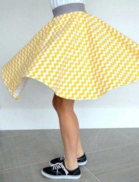 10 идей модной одежды из простых форм, которые можно сшить самостоятельно