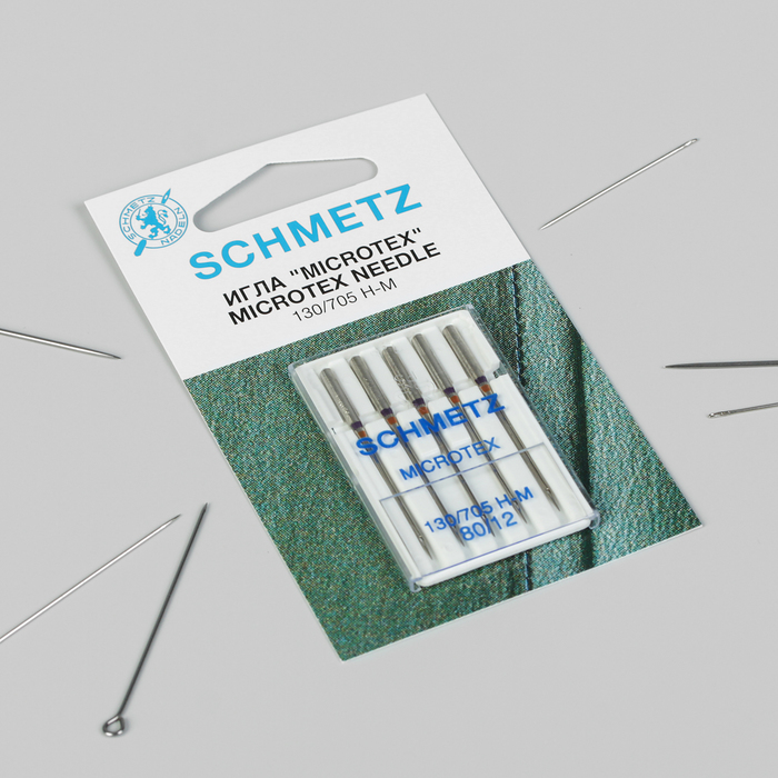 Как выбрать иглы для швейной машины?