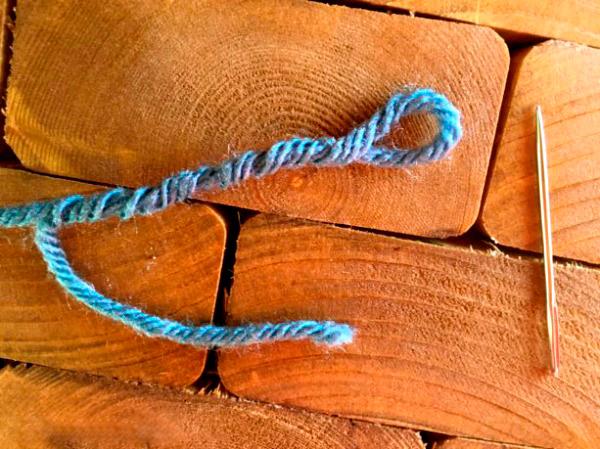 Как соединить две нити без узла
