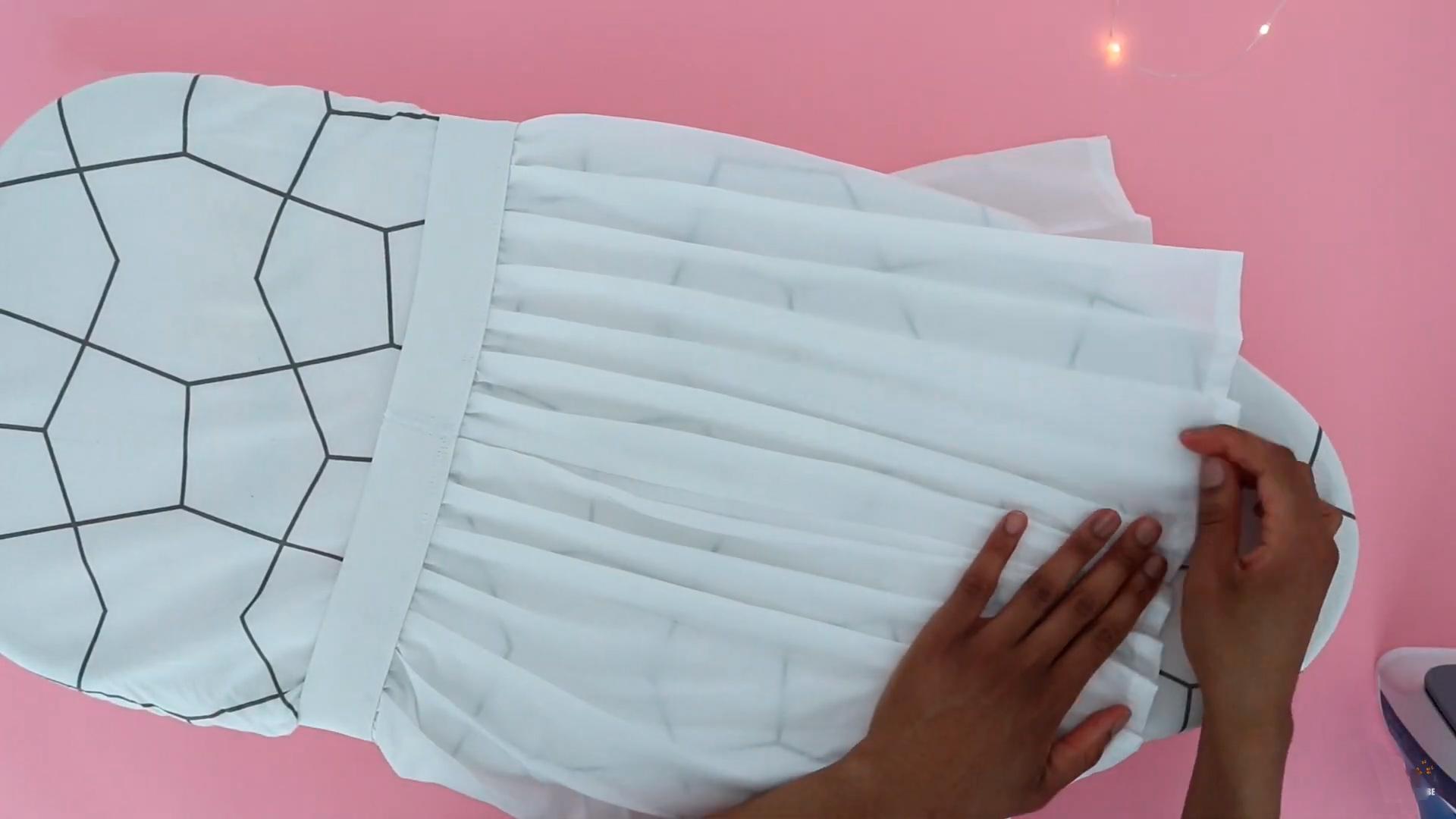 Как сшить плиссированную юбку легко и быстро